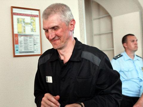 Вельск. Освобождение  Лебедева напрягло полицию