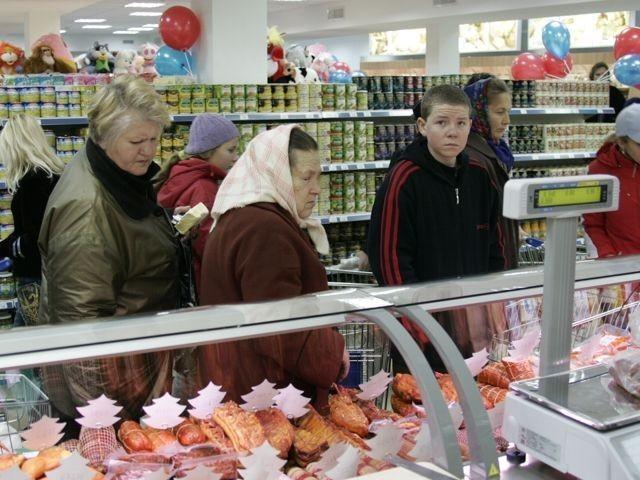 Архангельск. Цены оптовиков растут