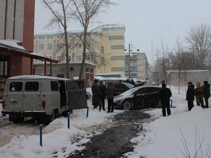 Архангельск. Криминальная война продолжается