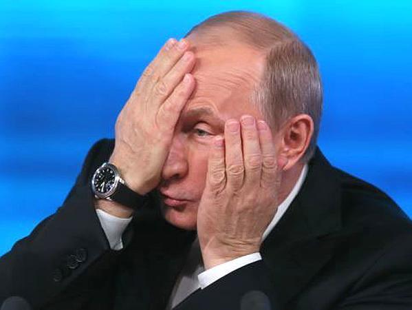 Кадры Кремля 2017. Трепло и воры
