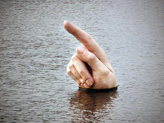 ruka voda