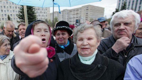 Архангельск против Пенсионной реформы