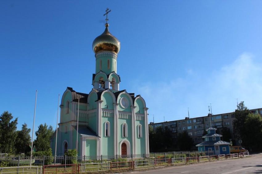 В Архангельске построят новый храм