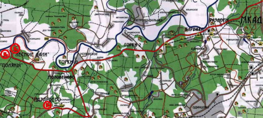 poljani kart