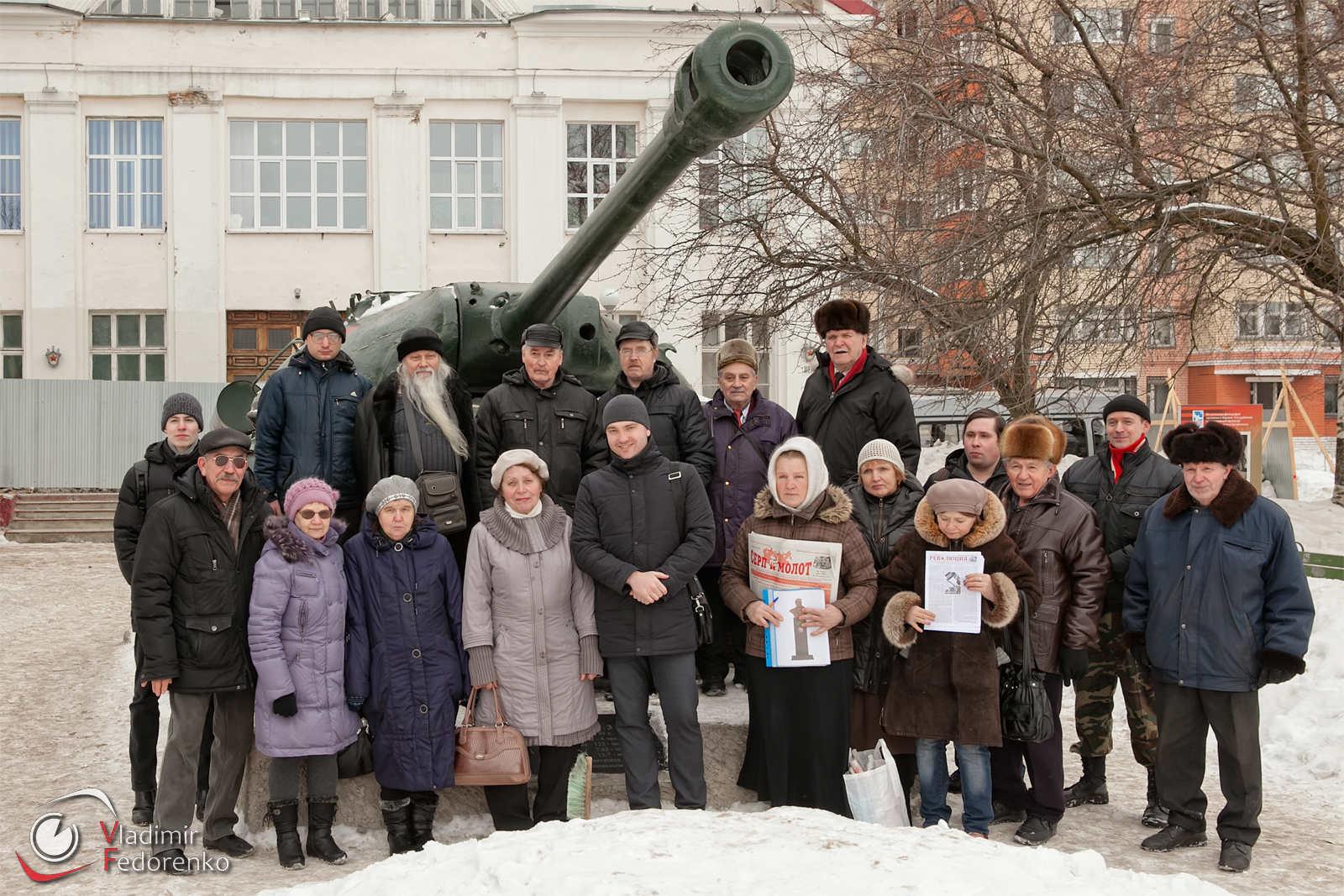 Сбор средств на памятник Сталину продолжается
