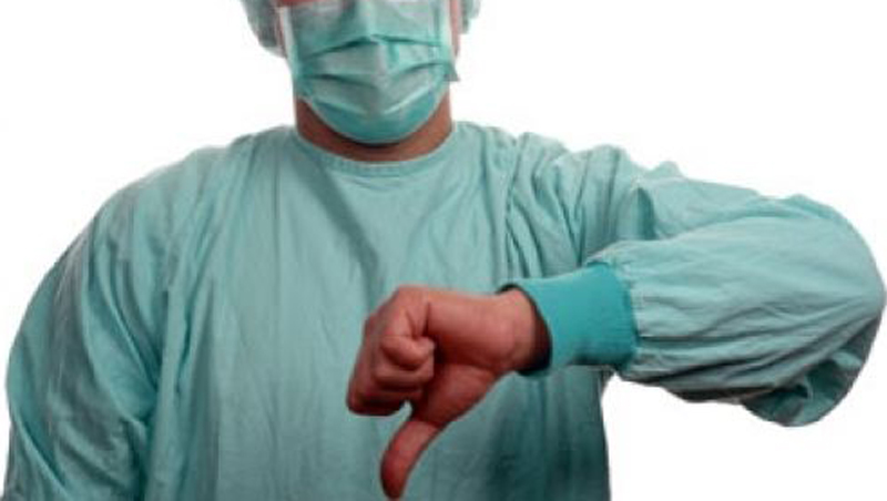 Медицина — для народа.  Медицина — смерти.
