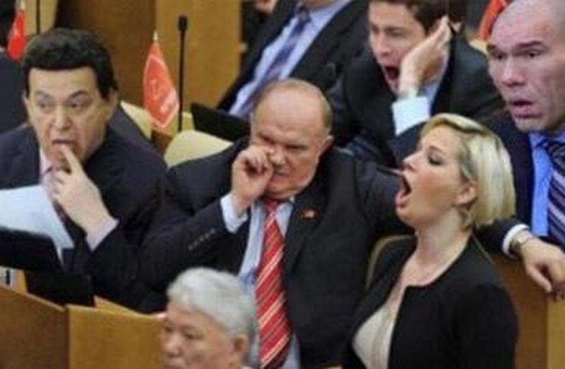 Новодвинские депутаты опять отличились.