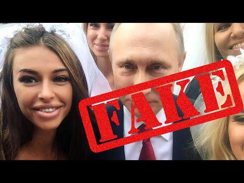 Веселые проститутки и опухший Путин
