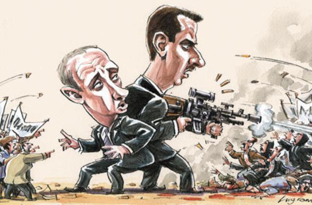 Россия — Сирия. Газовая причина