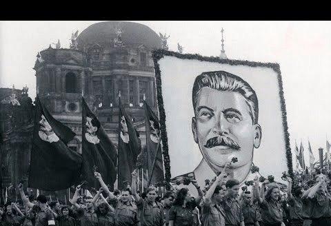 9 Мая. Сталинский полк в Архангельске