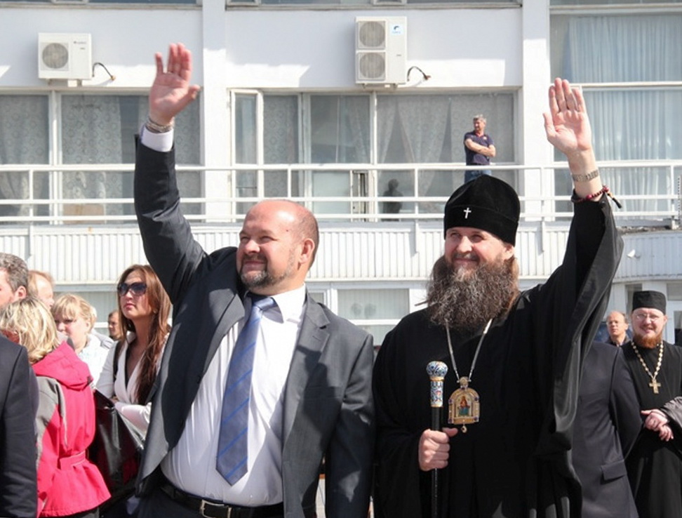 Архангельская епархия. Скандалы, хамы, педофилы