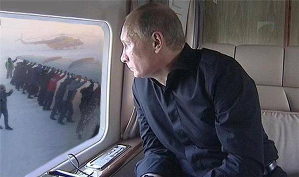 Архангельск. Захотелось социализма, товарищ Путин!