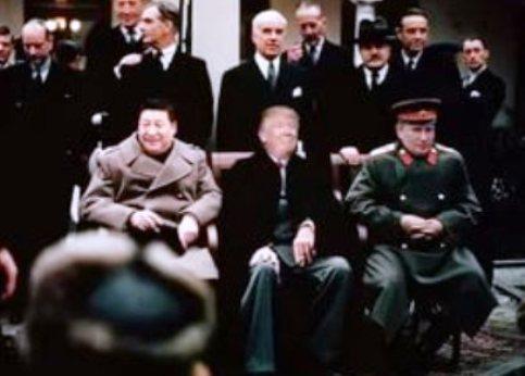 Путин ждет благословения США и Китая