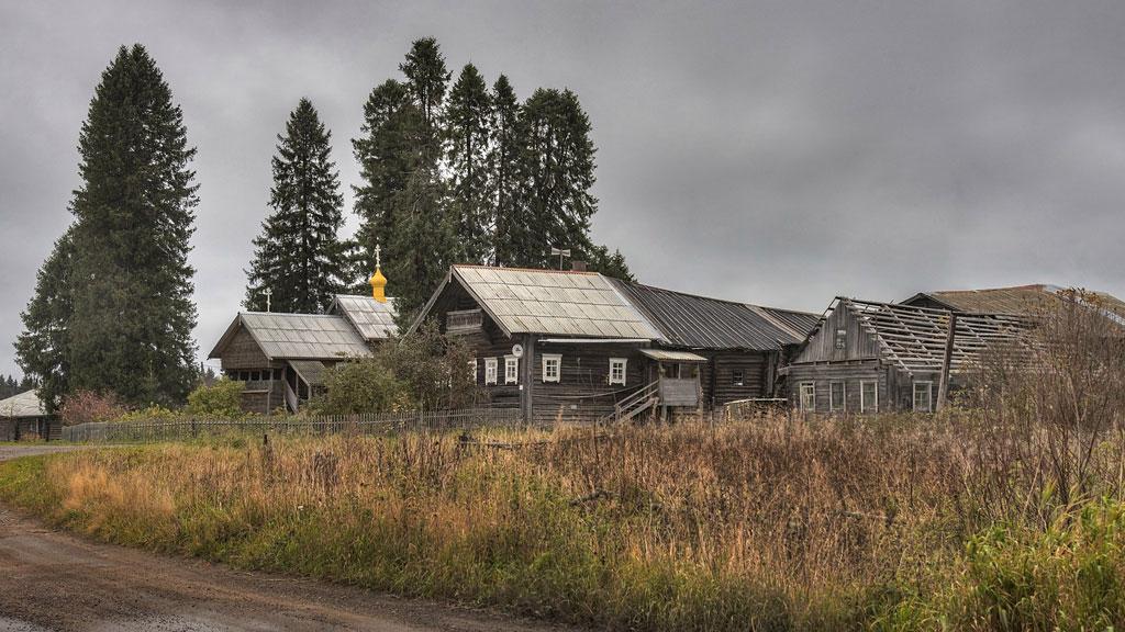 Черевково и Сольвычегодск включены в Ассоциацию самых красивых деревень России
