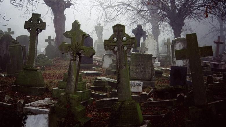 Криминал. Ритуальные услуги в незаконном месте