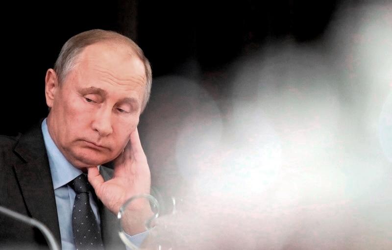 Путин наградил посмертно Сотрудников «Росатома»