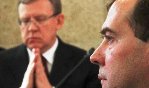 Шило на мыло… Медведева на Кудрина…