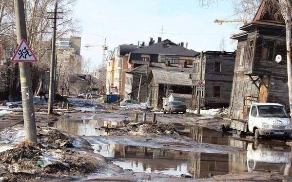 Архангельск борется за звание лучшего города
