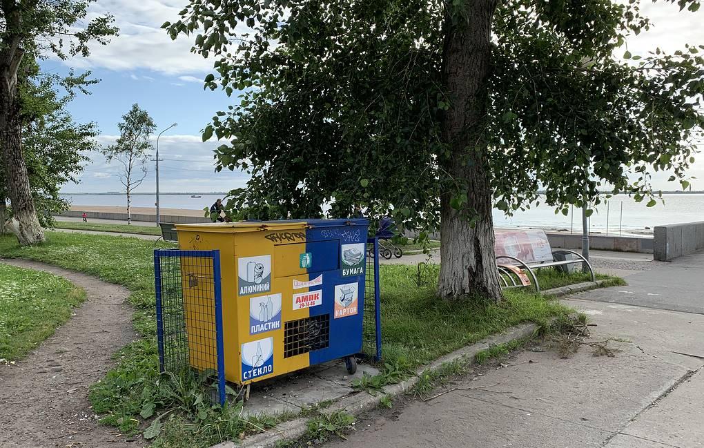 Архангельск отстает от реформы ТКО