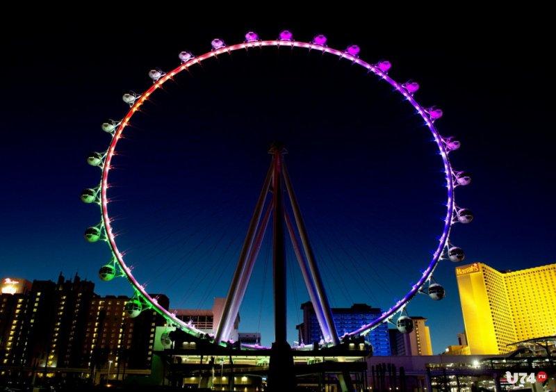 Скоро появится гигантское колесо обозрения