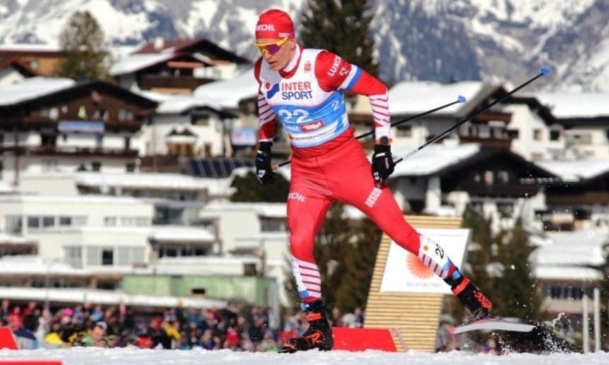 Северянин стал победителем скиатлона