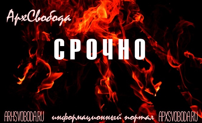 В Архангельске на десять минут включат электросирены 26 марта