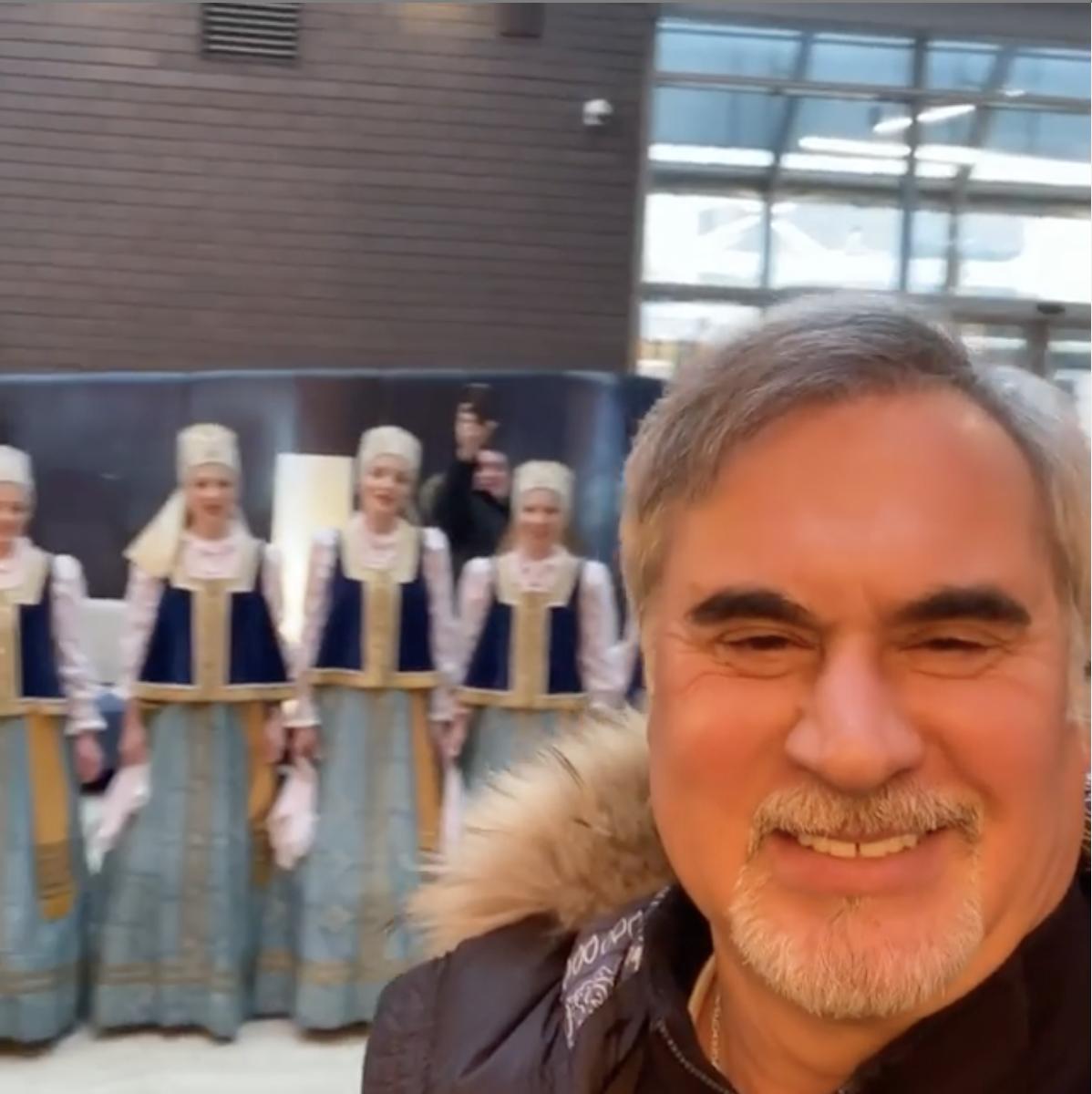 Валерий Меладзе оценил поморское гостеприимство