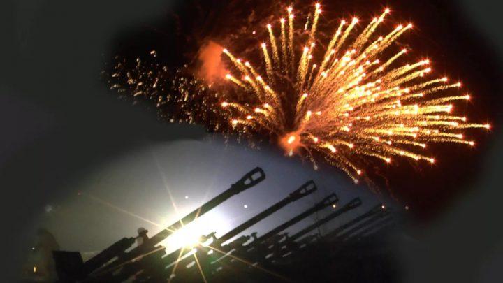 23 февраля в Архангельске пройдет праздничный салют