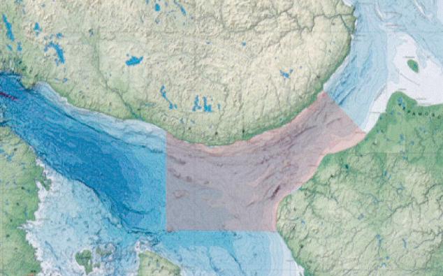 Новые маршруты в Белом море