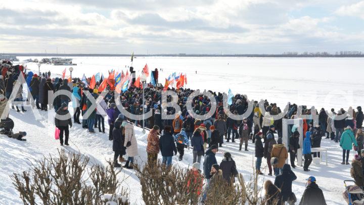 Фотоотчет с митинга 15.03.2020