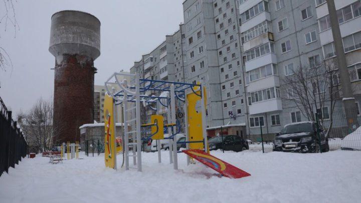 Водонапорную башню снесут по решению суда в Архангельске