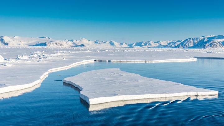 Экспедиция Северного флота установила на Новой Земле памятник
