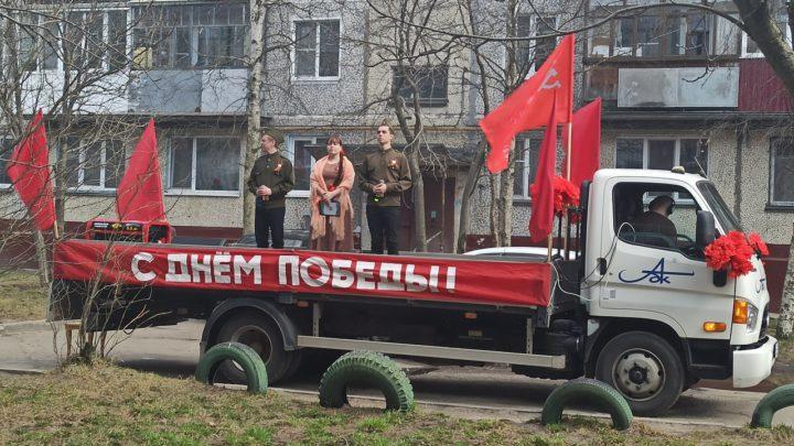 9 мая. Новодвинск не заботится о своих ветеранах?