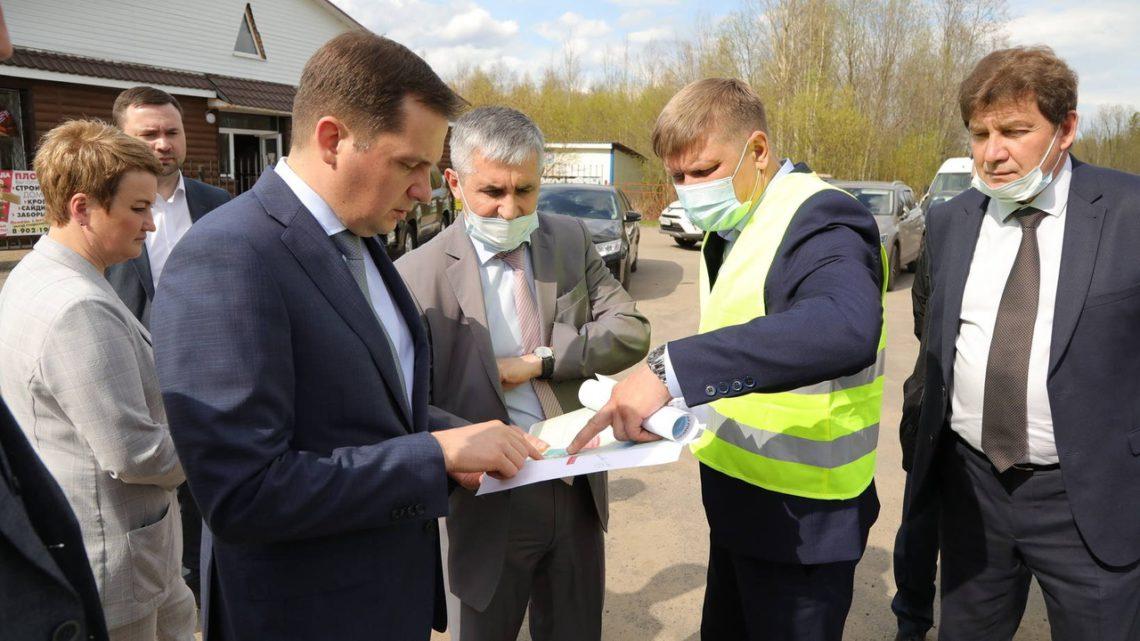 Участок дороги Новодвинск — Холмогоры передадут в областную собственность