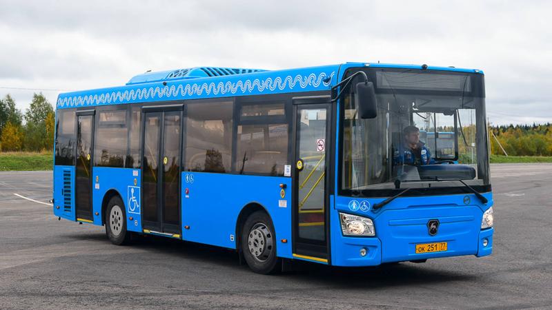 Внимание! Изменение автобусного маршрута №7