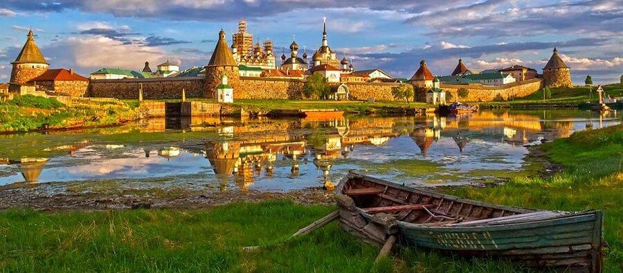 На Соловках начался православный форум