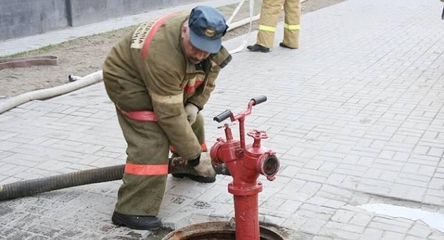 В Архангельске проверят пожарные гидранты