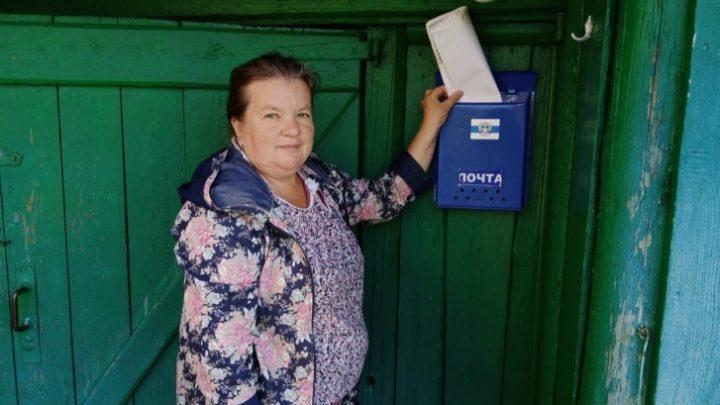 Почтальон из Вершинино стала героиней всероссийского проекта «Гордость России»