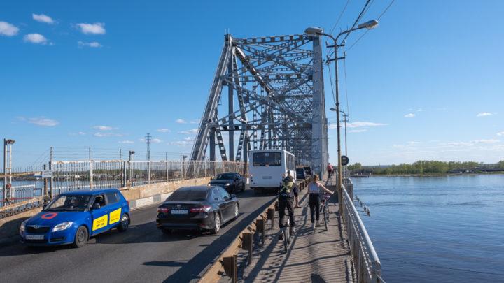 Северодвинский мост опять перекрывают. Планируйте свои маршруты заранее