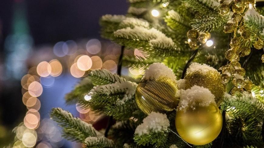 Когда начнется демонтаж праздничных украшений?