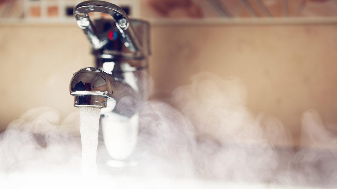 В июле новодвинцы останутся без горячей воды на две недели