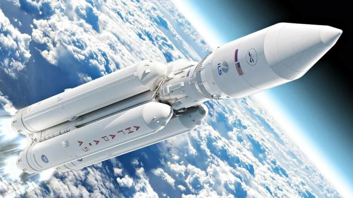 В Северодвинске установили макет ракеты