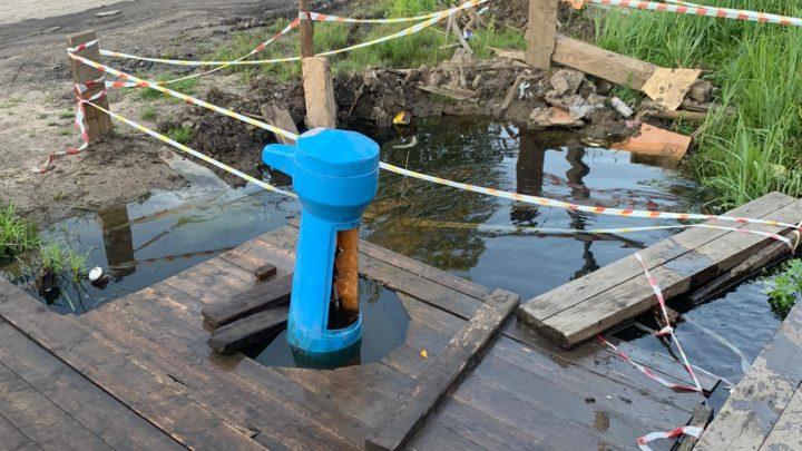 РВК Архангельск разработал систему бесплатной подачи воды населению